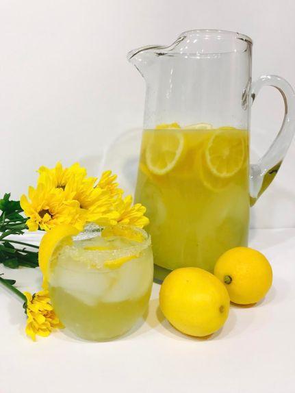 Lemon Drop Sangria