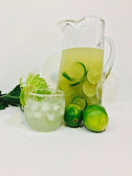 Lime Drop Sangria