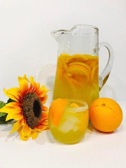 Orange Drop Sangria